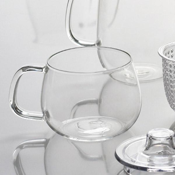 シンプルで素敵なガラスマグ「KINTO UNITEA カップ」を毎日使いしましょ^^