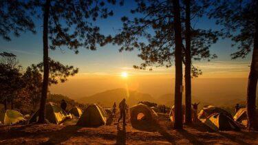 大自然の中でデイキャンプをしよう!キャンプに必須・便利アイテム紹介(初心者キャンパー向け)